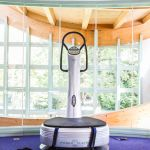 Complete your workout using our Powerplate