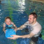 Swimming lessons from 3 years of age
